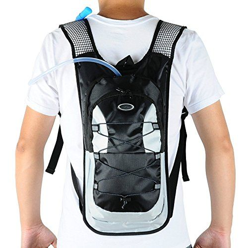 2L Hydration Bladder Monvecle Hydration Pack Water Rucksack Backpack Bladder Bag Cycling Bicycle Bike//Hiking Climbing Pouch