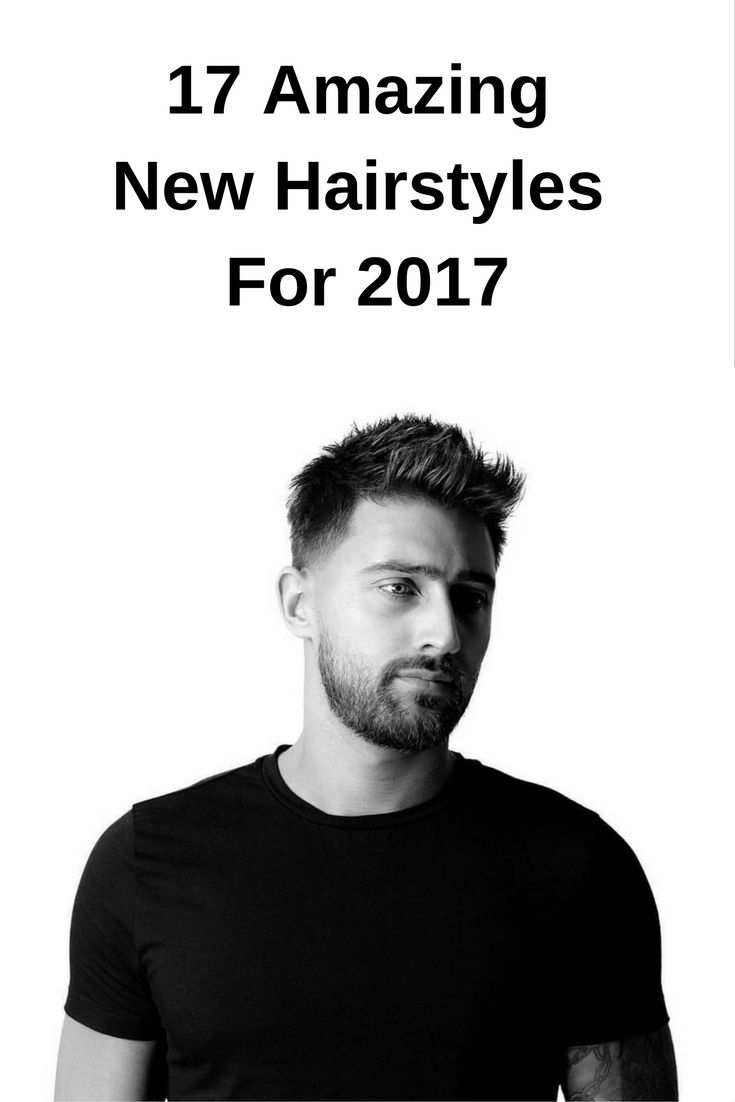 New #hairstyle for men 2017