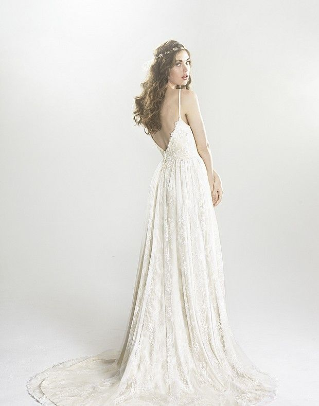 Lillian West. To see more of our beautiful dresses, follow us! @mycouturebridal