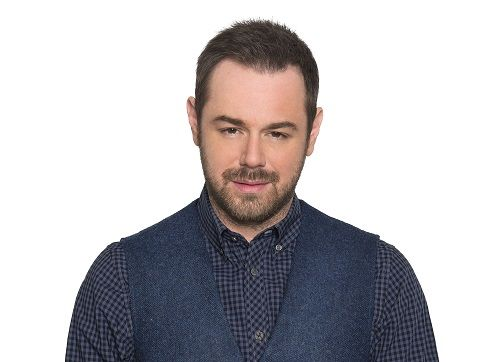 """#EastEnders cast: Danny Dyer is """"petrified"""" about the live episode for the soap's 30th anniversary. #soapnews"""