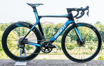 First Ride: Giant's Propel Disc Redefines Aero Road Bikes  https://www.bicycling.com/bikes-gear/giant-propel-disc-aero-road-bike?utm_campaign=Bicycling