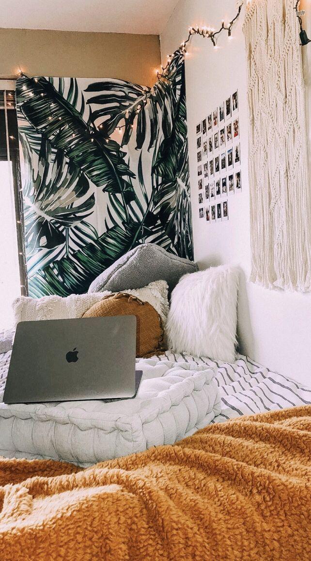 Sie können ein Boutique-Schlafzimmer-Design mit einem trendigen Hotel kombinieren, aber Sie können