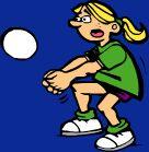 El voleibol en la escuela, desde la federación española de voleibol.
