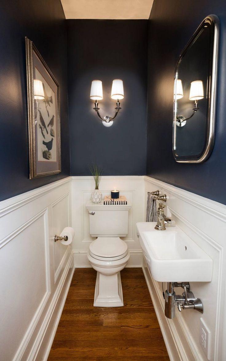41 cool half bathroom ideas and designs you should see on cool small bathroom design ideas id=29283