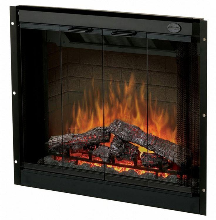 "36.5"" Dimplex Purifire Electric Fireplace Insert - DF3215"