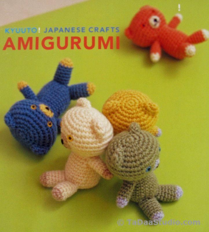 Kyuuto! Japanese Crafts!: Amigurumi