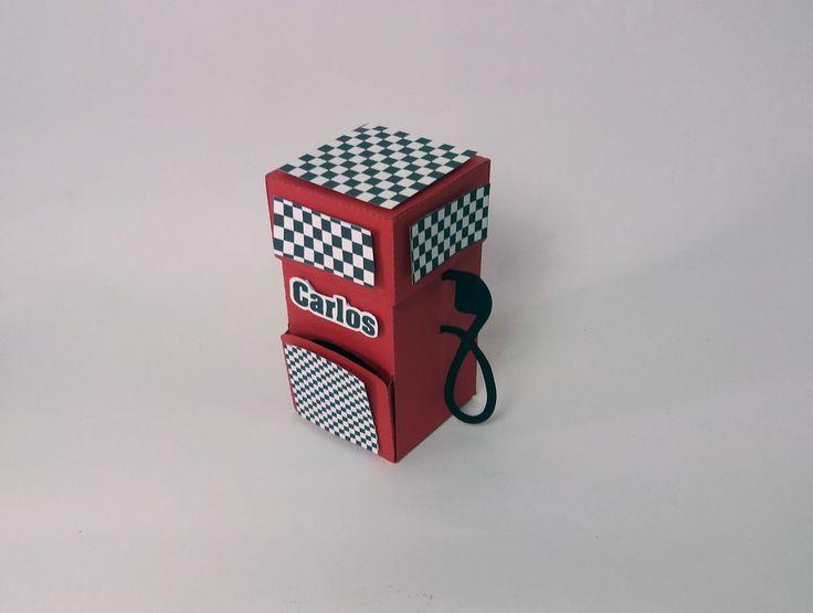 bomba de gasolina | Ideia artes em papel | Elo7