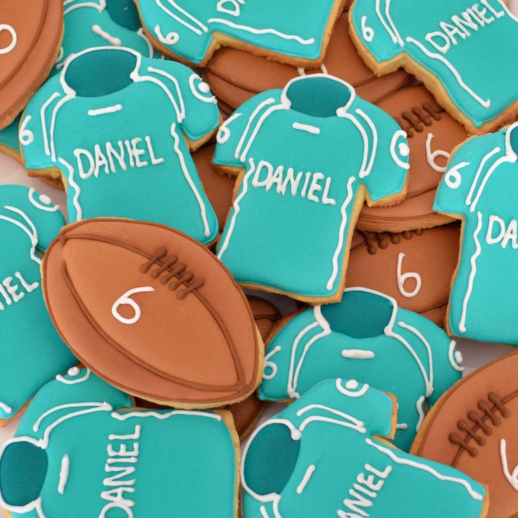 Rugby Sugar biscuits