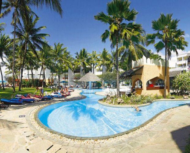Bamburi Beach Hotel North Coast Mombasa