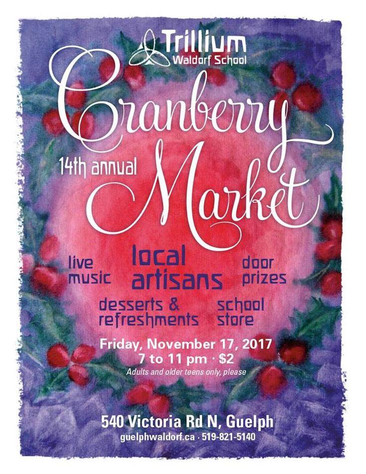 Cranberry Market  http://www.kynk.ca/events/2017/11/17/cranberry-market