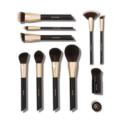 Find Product Information Ratings And Reviews For Sonia Kashuk Professional Makeup Brush Essential Makeup Brushes Makeup Brush Kit Professional Makeup Brushes
