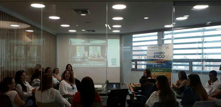 ACDI en jornada de charlas diDi 2017