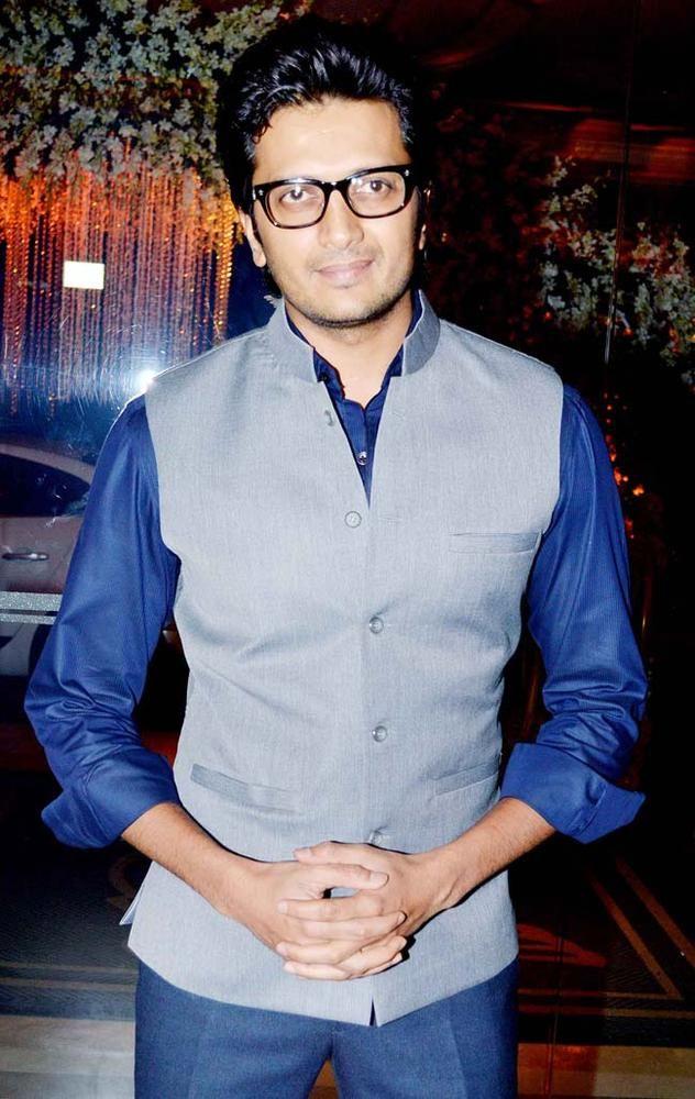 Riteish Deshmukh #Bollywood #Fashion
