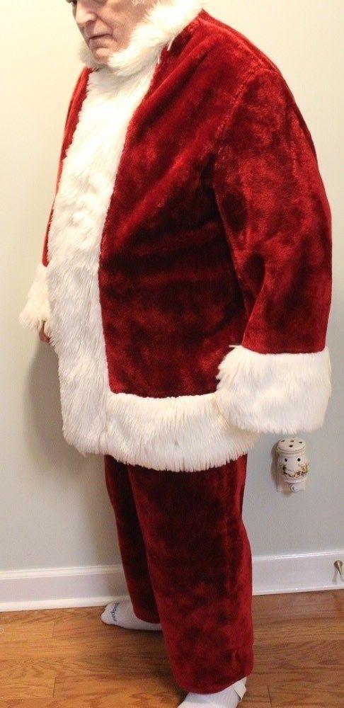 Professional Santa Costume