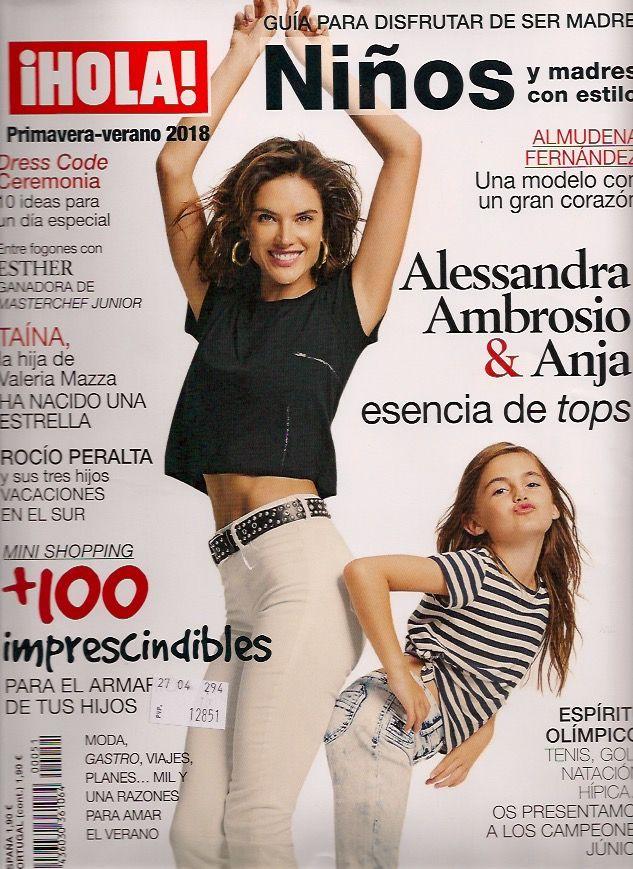 Hola Niños Magazines Cover Home Deco April Washablerugs Lorenacanals Press Pressclipping Cover Casadiez Fin Casa Diez Primavera Verano 2018 Modelos