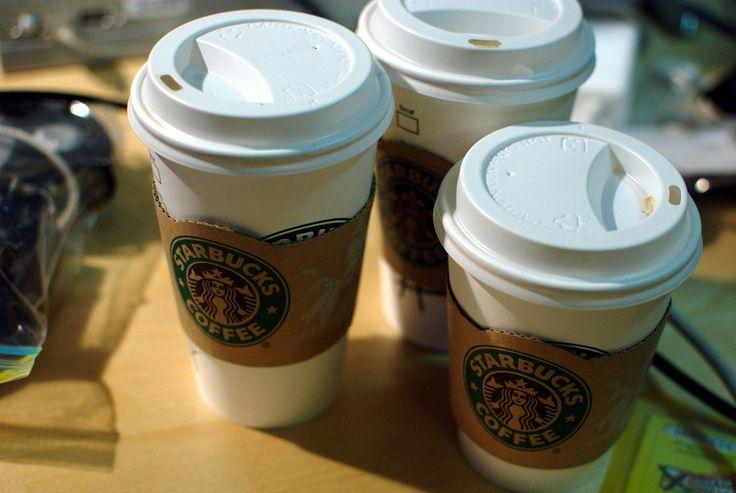 Starbucks' Little Greek Problem -- Mikel