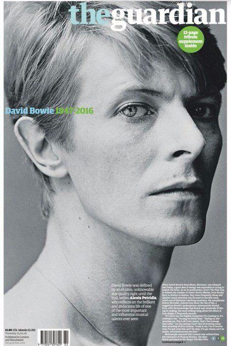LIVE! Αποχαιρετισμός στον θρύλο της ποπ κουλτούρας David Bowie, που πέθανε σήμερα στα 69 χρόνια του | Μουσική | ΘΕΜΑΤΑ | LiFO
