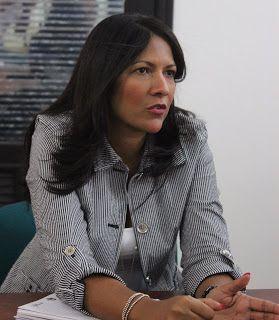 Alcaldesa encargada de Riohacha recibió apoyo presidencial