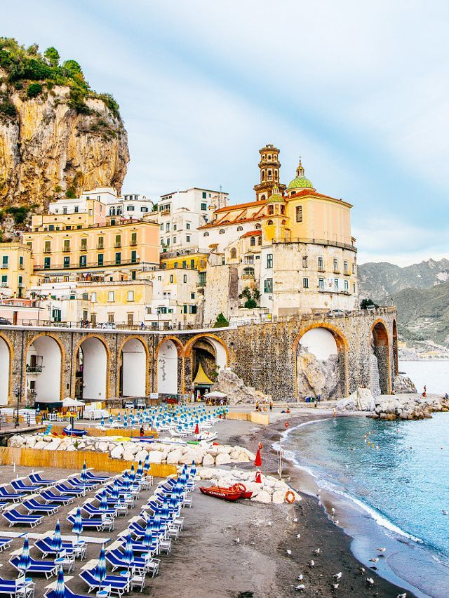 You've probably heard of Amalfi, one of the most picturesque coastal towns in Italy, but you might not be familiar with Atrani, its lesser-known neighbor. Venture five minutes east of Amalfi and...