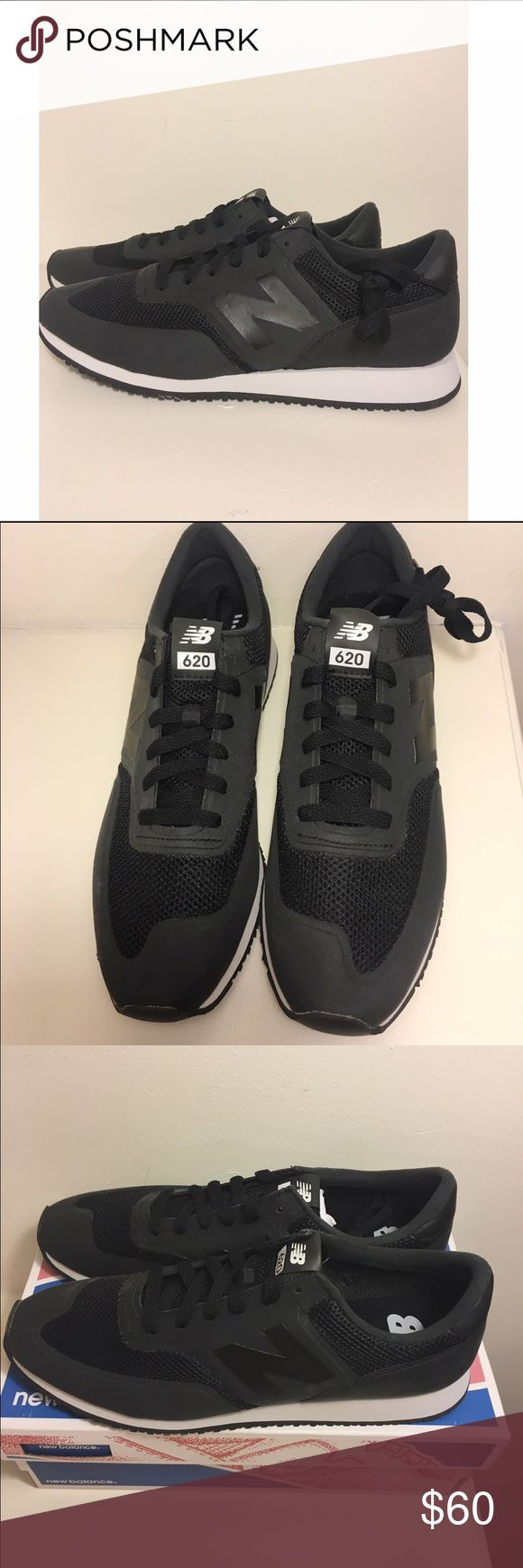 Brand New Black New Balance Shoes Brand new, with box. All black new balance shoes. Women's 9, Men's 7.5! 💗 New Balance Shoes Sneakers
