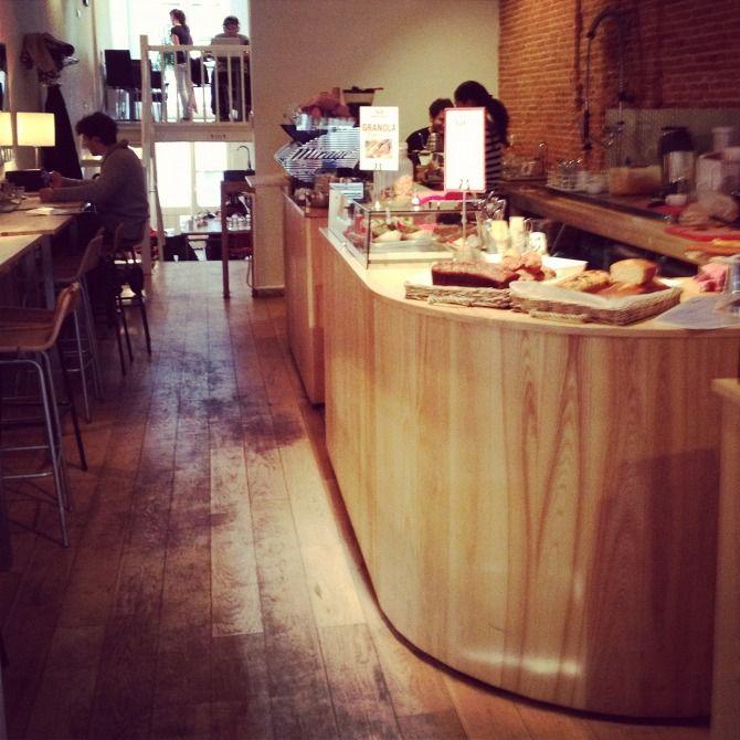 Two for Joy Coffee [Amsterdam]