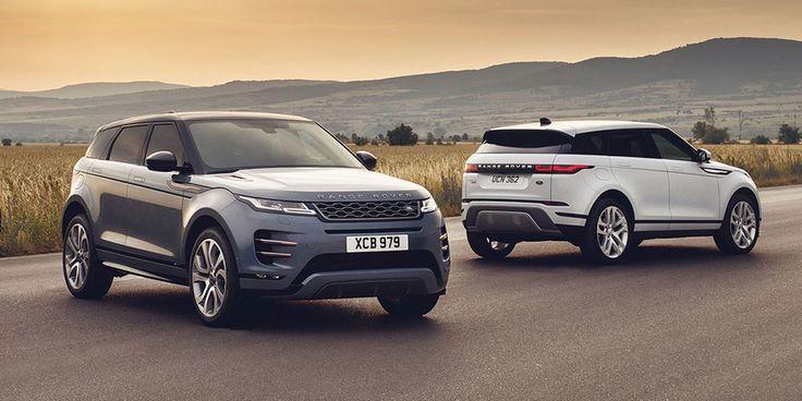 Range Rover Evoque 2020 Luxury SUV – Rare Norm Best & Most Popular