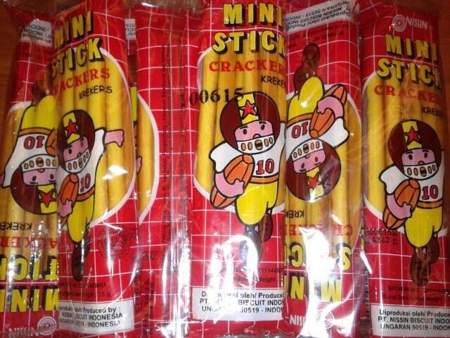 mini stick 10.000/pack