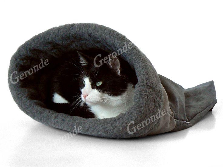 KIESZEŃ 40GR przytulne legowisko, rękaw dla kota