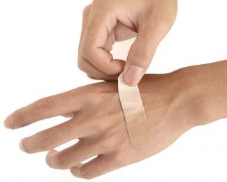 You Cannot Put a Band-Aid Over Unhappiness | Depression and unhappiness often accompany self-harm but you need to know that self-injury is just a Band-Aid and you can't put a Band-Aid over unhappiness. www.HealthyPlace.com