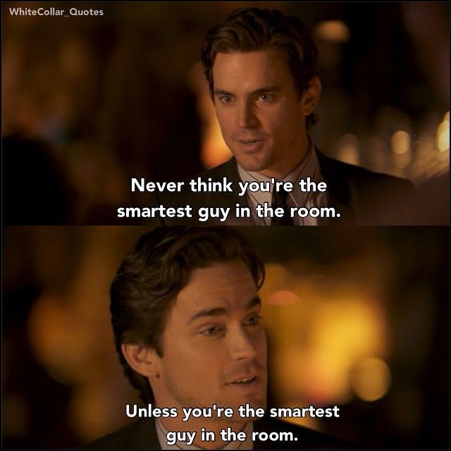 Neal - White Collar Quotes