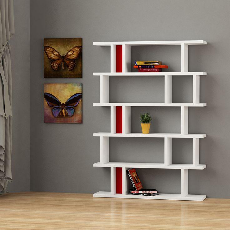 Decortie Tote Bookcase