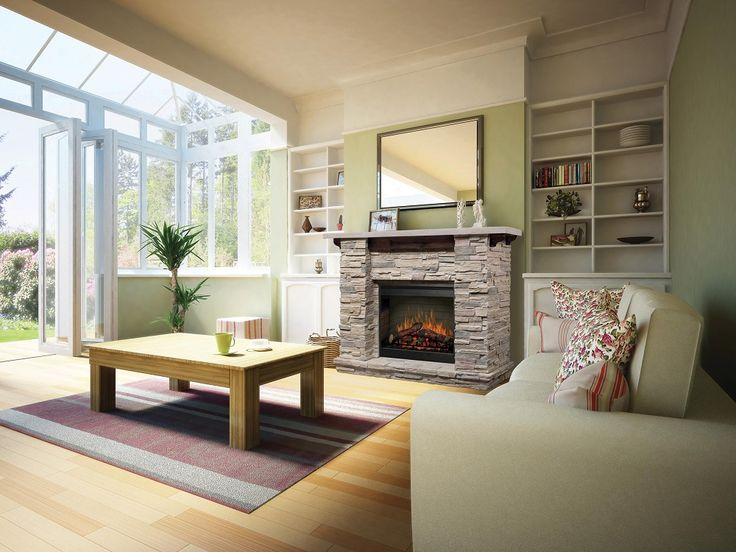 Dimplex Featherston mantel with DF2608 electric #fireplace, $1449.00 cdn