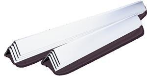 Weber Flavorizer Bars til Spirit E-310. Rustfri Silver, Gold, Plat B+C & 700