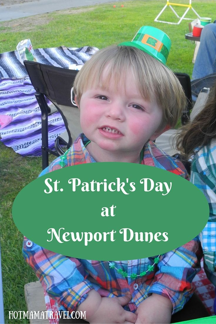 Find out all the details about celebrating St. Patrick's Day at Newport Dunes.