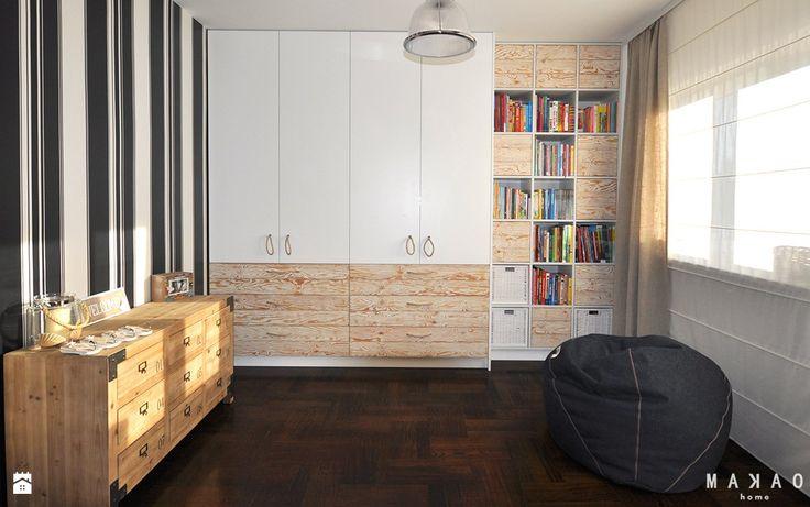 Pokój dziecka styl Skandynawski - zdjęcie od MAKAO home - Pokój dziecka - Styl Skandynawski - MAKAO home