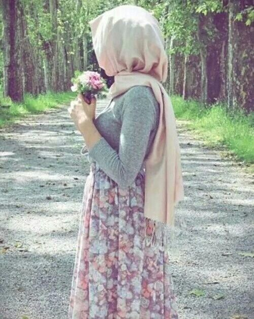 hijab, fashion, and muslim afbeelding