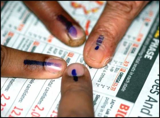 The round two of polling began on Wednesday in six constituencies spread across four north-eastern states. Voting for one seat each in Nagal...