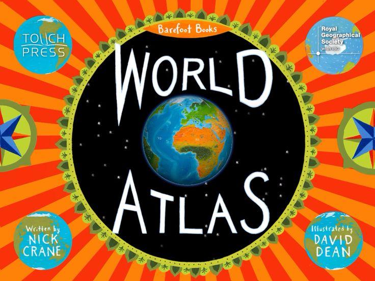 Un Atlas au bout des doigts