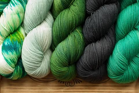 SweetGeorgia Tough Love Sock | Seedling Group