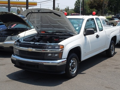 Get an incredible offer on this quality used 2007 Chevy Colorado!