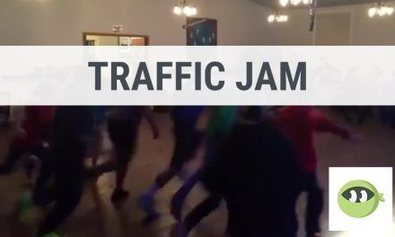 TRAFFIC JAM: Youth Group Games