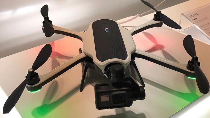 Stromausfall im Flug: GoPro stoppt Verkauf von Kamera-Drohne