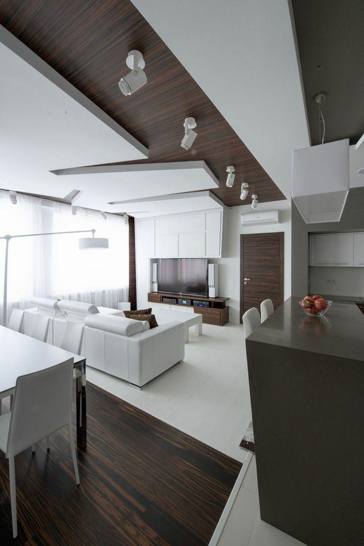 les 25 meilleures id es de la cat gorie faux plafond sur pinterest plafond design conception. Black Bedroom Furniture Sets. Home Design Ideas