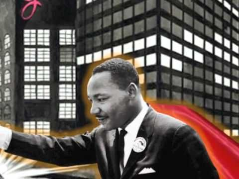 I Celebrate MLK!  (song for kids about Martin Luther King, Rosa Parks, segregation, etc.)