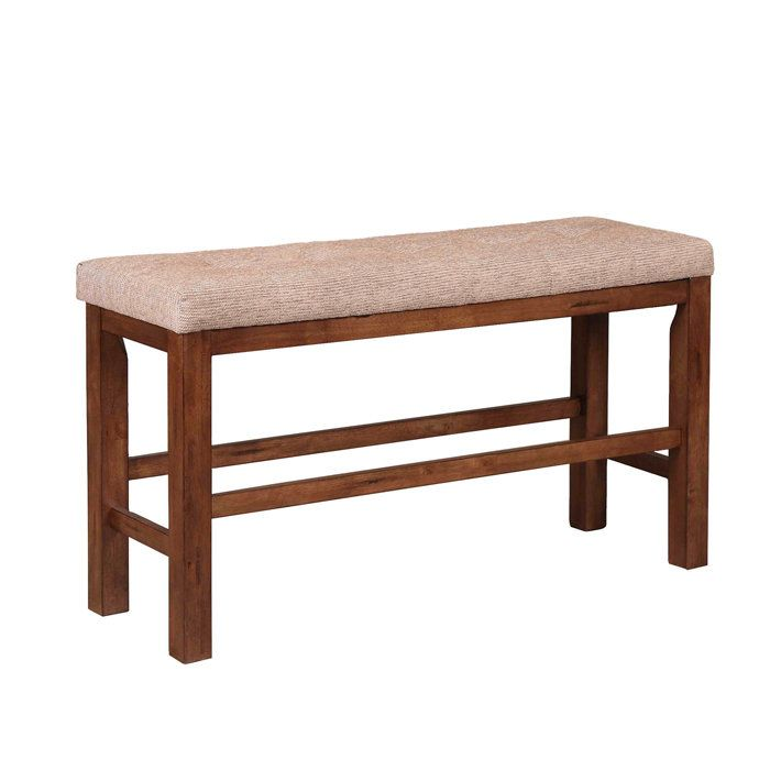 The Kraven Counter Bench Easily Complements Any Existing