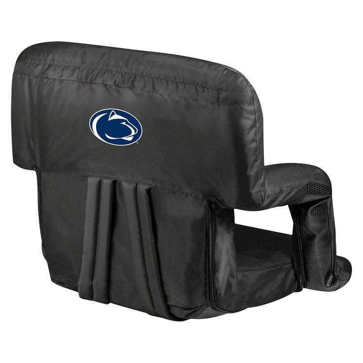 Portable Stadium Seats NCAA Penn State Nittany Lions Black