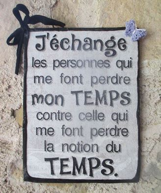 Inspirational Quote: pensee du jour