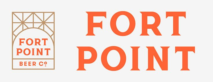 Sophisticated Branding for Fort Point Beer Company by Manual