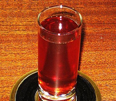 Red headed slut alcoholic drink