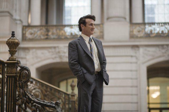 Sean Penn in Mi nombre es Harvey Milk (2008)